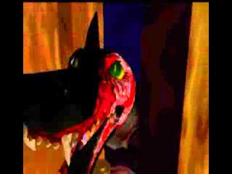 Resident evil dog