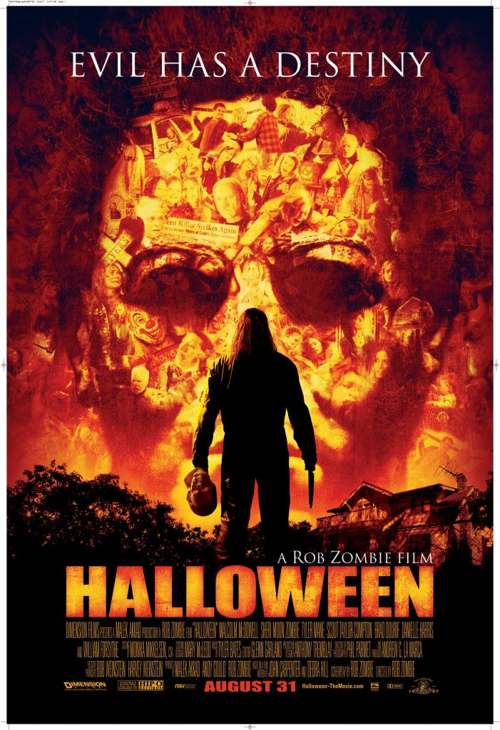 Halloween 2007 Movie Poster