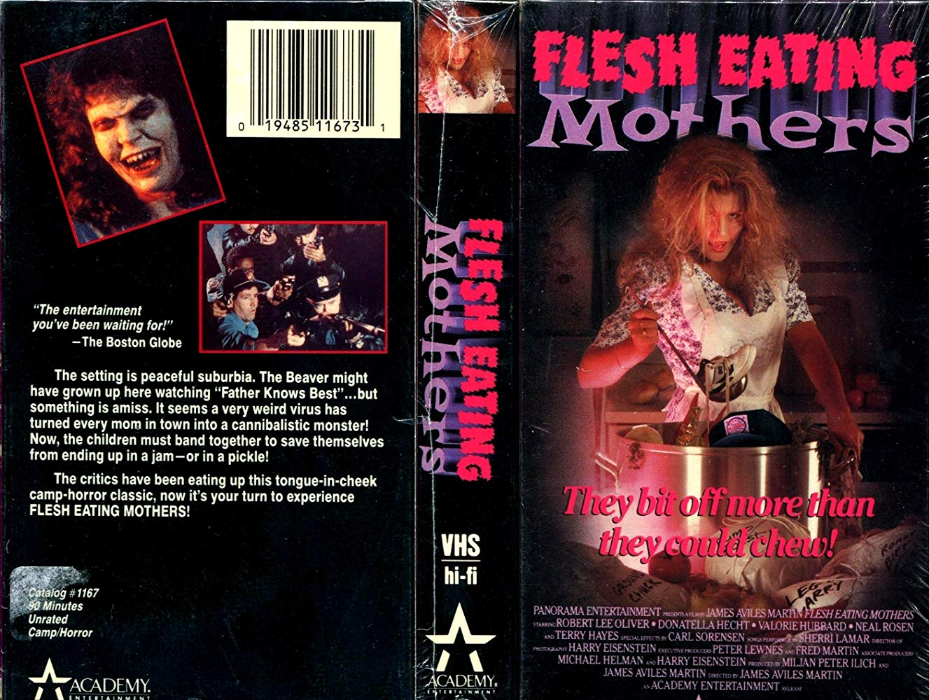 You are currently viewing Flesh Eating Mothers (1988) – A movie not even a mother could love