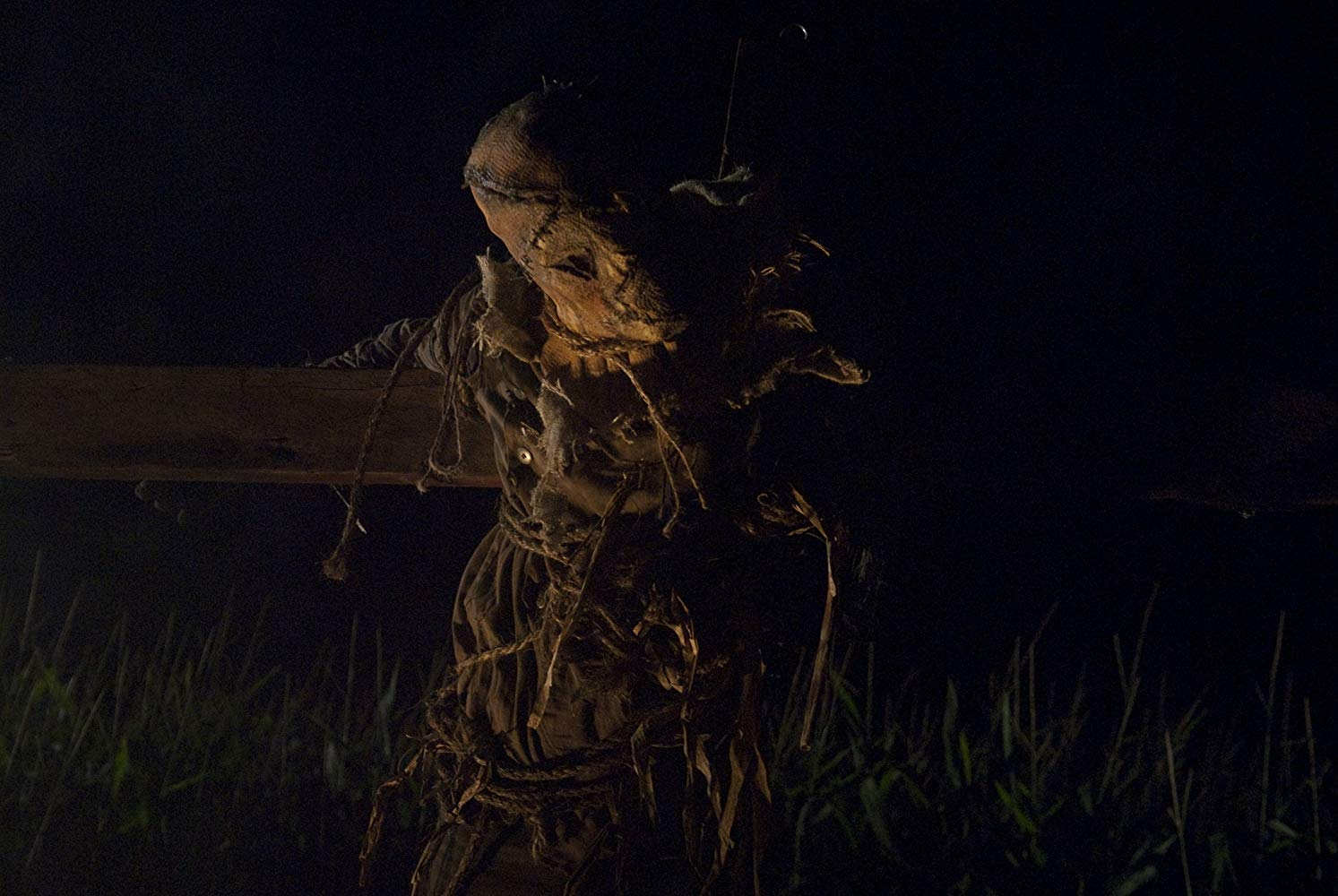You are currently viewing Husk (2011) – Scarecrows are original right?