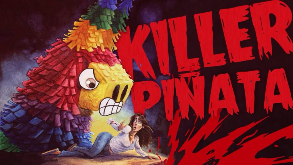Movie poster of Killer Piñata