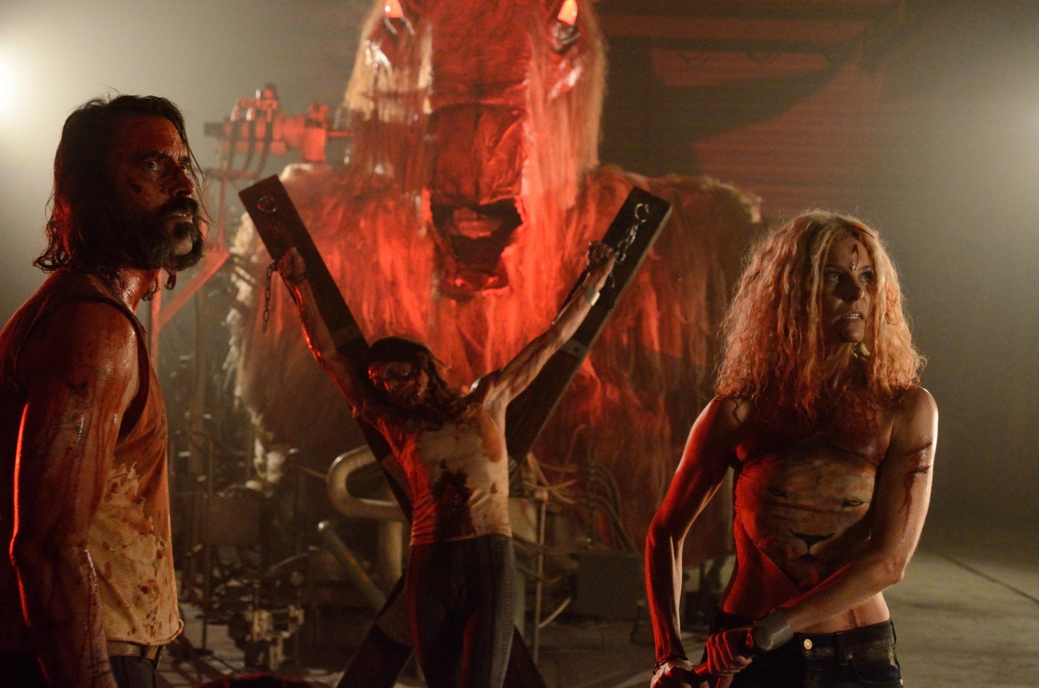 Rob Zombie 31 (2016) – Gore gore AL GORE