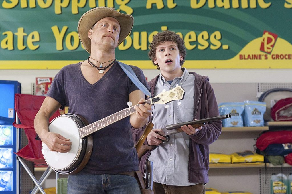 Zombieland movie still