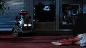 Chopping Mall (1986) – Paul Blart Robocop
