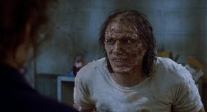 The Fly (1986) – Vomit hunk teleporter madness