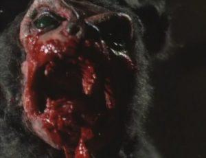 Demonic Toys (1992) – Oopsie Daisy cut up my leg