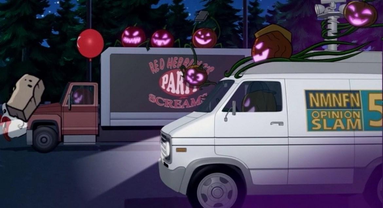 Happy Halloween Scooby-Doo (2020) – Scooby dooby doobie